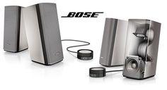 Chollo en Sistema de Altavoces 2.1 Bose Companion 20 por sólo 177€