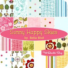 "Sunny Happy Skies 10""stacker ....... drunkards path???"