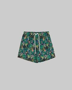 cab562c8c5 Men's New In Clothes | New Collection Online. Zara United KingdomMen's  SwimsuitsNew OutfitsCasual ShortsLatest Fashion TrendsSwim ...