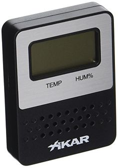 XIKAR PuroTemp Wireless Hygrometer Remote Sensor * Click image for more details. (This is an affiliate link and I receive a commission for the sales) Weather Instruments, Remote, Link, Image
