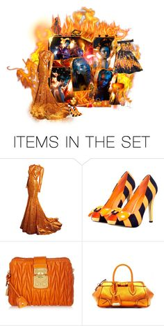 """""""Goddess of Fire"""" by tinyduckling ❤ liked on Polyvore featuring art"""