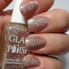 Glam Polish Welcome to the 60s from the Hairspray collection