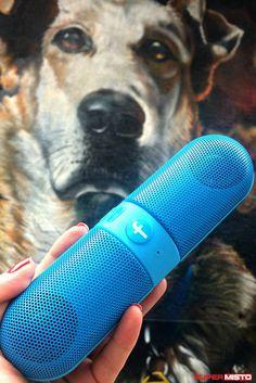 Boxa Bluetooth portabila. Compatibila cu orice telefon/tableta/Ipod   #bluetooth #speaker #gadget @ Bluetooth, Boxing