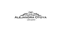Logotipo de Alejandra Otoya