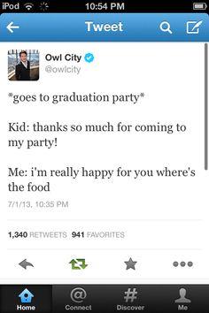 Adam Young is my spirit animal. #owlcity
