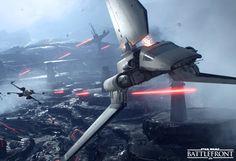 Beta Star Wars: Battlefront wzbudziła ogromne zainteresowanie