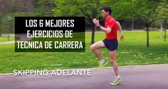 La técnica de carrera es fundamental trabajarla para progresar como corredor. Con trabajarla ganas eficiencia técnica para correr una distancia gastando menos energía, como también evitas las lesio…