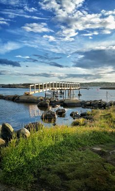 My local  pier. Stavern. Norway