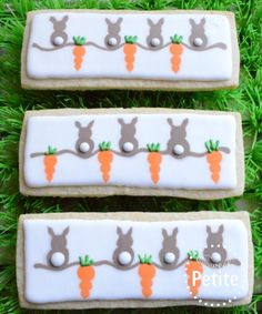 Bunnies & Carrots | Cookie Connection