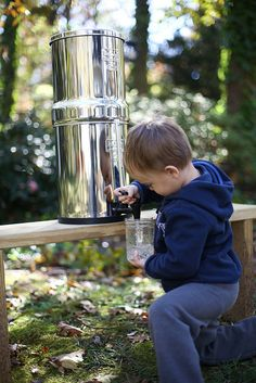 Our Berkey Filters lasted us many years. Why we love the Berkey Water Filter System