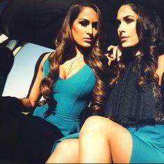 WWE Sisters and E! Total Divas stars share their beauty secrets!