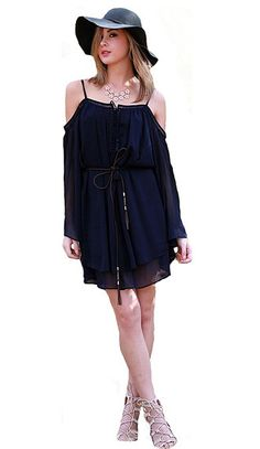 Wear this as a dress....or with skinny jeans and boots.....