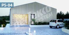 Zrealizowane w technologii budynki cechuje szeroko pojmowany i bardzo wysoki komfort użytkowy.