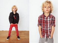 Urban Cool Kids Fashion #VintyKids.com