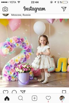 1 million+ Stunning Free Images to Use Anywhere 2nd Birthday Pictures, 2nd Birthday Party Themes, Girl 2nd Birthday, Barbie Birthday, Unicorn Birthday Parties, Birthday Party Decorations, Fete Emma, Birthday Photography, Ideas Bonitas