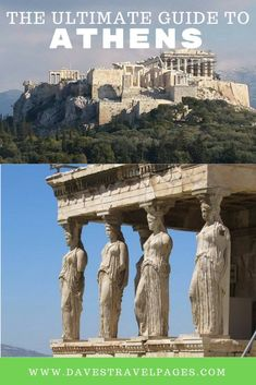 This Ultimate Guide to Athens reveals the best of the city. From where to stay near the Acropolis, to sightseeing in Athens, plan the perfect city break. Europe Travel Tips, Places To Travel, Travel Destinations, Places To Visit, Travel Advice, Travel Guides, Greece Vacation, Greece Travel, European Destination