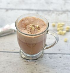 Triple Chocolate Cappuccino recipe - How I Indulge with Gevalia Coffee #shop #cbias #CupOfKaffe