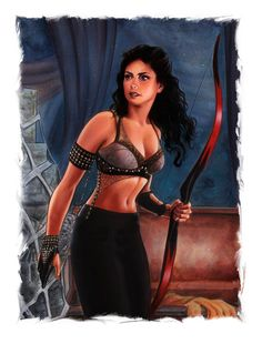 Inara from Firefly