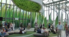 Floriade 2012, World Horticulture Expo | Totems Communication & Architecture