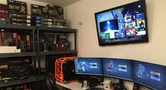 Show Your LCD(s) setups!!! - Page 1135 - [H]ard|Forum