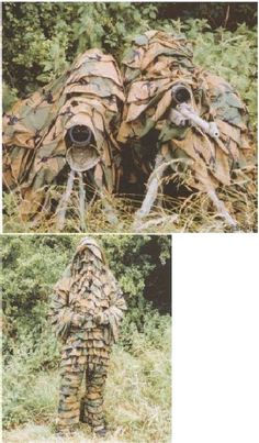 BRITISH SPECIAL FORCES GHILLIE SNIPER CONCEALMENT SUIT Anti-Thermal SAS SBS UKSF  #SpecialForces