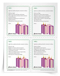 Advent Catholic Prayers & Advent Activities for Kids – Advent Wreath İdeas. Catholic Advent Wreath, Advent Wreath Prayers, Advent Wreath Candles, Advent Wreaths, Advent Candles Meaning, Catholic Kids, Catholic Prayers, Advent Activities, Activities For Kids