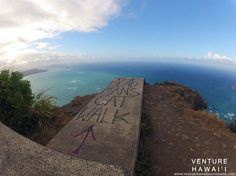 The End Is Near For Hawaii's Illegal 'Dead Man's Catwalk' Hike