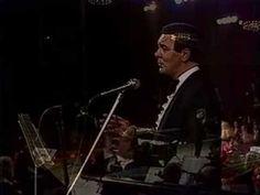 """Запись с сольного концерта """"Мои любимые мелодии"""". 1986 г. Музыка - О. Фельцман, слова - И. Кохановский."""