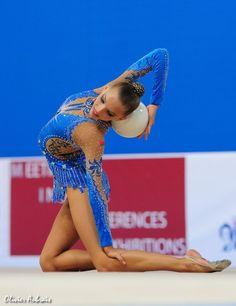 4741. Montpellier J-20 : Melitina Staniouta (Belarus)