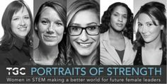 Portraits Of Strength Campaign Celebrates Trailblazing Women And Girls In STEM