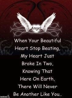 (when your beautiful heart stops beating for me !) We will love you forever. I miss you much more than my broken heart has words for Miss Mom, Miss You Dad, Rip Daddy, Pomes, Grieving Quotes, Angels In Heaven, Love You Forever, Dog Quotes, Friend Quotes