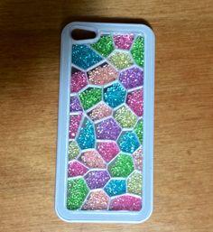 Carcasa cristal Swarovski  iPhone