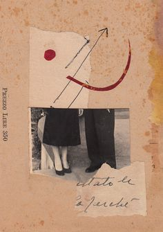 "Cinzia Farina - ""Perché"" - (Mail Art)"
