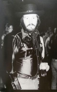 John Bonham, May 1974, Los Angeles, CA