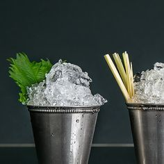 No offense to mint or the proud traditions of the Kentucky Derby, but the julep has more to offer. Let's drink the fine American classic year-round—starting with these three variations.