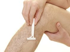 Does shaving your legs really make you a faster cyclists? Find out.