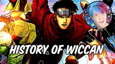 History of Wiccan