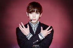 VIXX | Lee Hong Bin (hongbin) | tumblr | © HealingBin | please do not edit