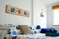 Ocean room, with private bahtroom, tea and coffe facilities Portugal Holidays, Ocean Room, B & B, Bed And Breakfast, Simple Designs, Gallery Wall, Relax, Home Decor, Waves