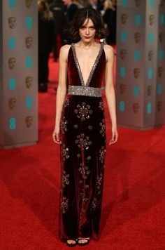 The Best Looks from the BAFTA Awards 2016
