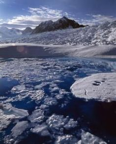 World's melting glaciers making large contribution to sea rise   INSTAAR   CU-Boulder