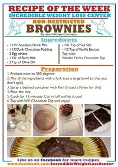 ideal protein brownies!!!!!!!!!!!