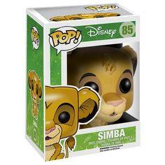 Simba Vinyl Figure 85 - Funko Pop! by The Lion King
