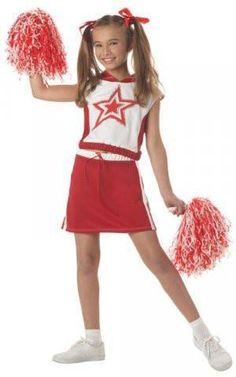 California Costumes Patriotic Cheerleader Child Costume Small 00411-Small