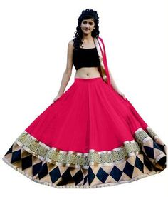 Fantique Jewels Party Wear And Attractive Womens And Girls Lengha Choli Lehengas