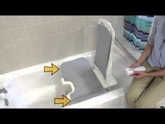 Drive Medical - Bellavita Auto Bath Lifter & Sterling 311 Minivator Bath Bliss Reclining Bath Lift | Disability ... islam-shia.org