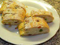 VÁNOČNÍ TVAROHOVÁ ŠTOLA OOOBR JEDNODUCHÁ | Mimibazar.cz Sushi, Bread, Ethnic Recipes, Food, Brot, Essen, Baking, Meals, Breads