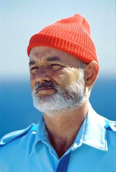 bill murray /// the life aquatic with steve zissou