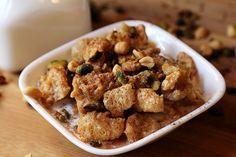 Salted Caramel Pork Rind Cereal - Shared via www.ruled.me