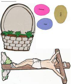 Symbols of Easter FHE Lesson